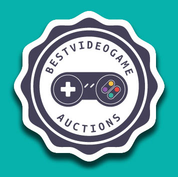 Best Video Game Auction logo
