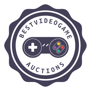 Best Video Game Auction banner